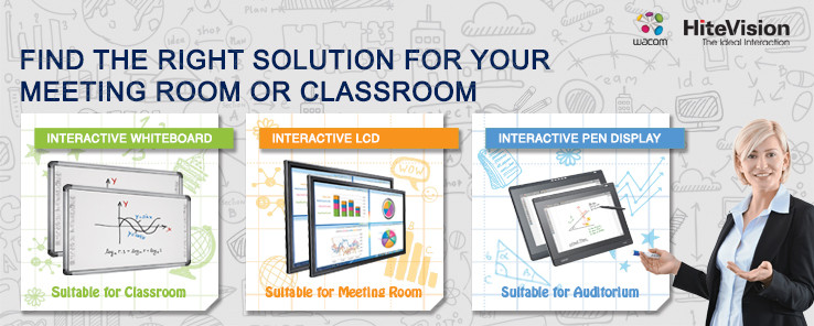 Solution for Your Meeting Room or Class Room