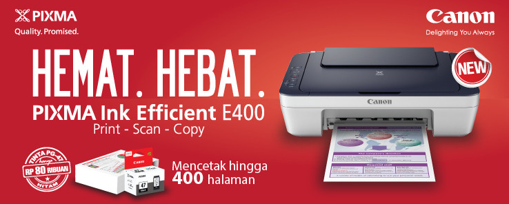 PIXMA Ink Efficient E400